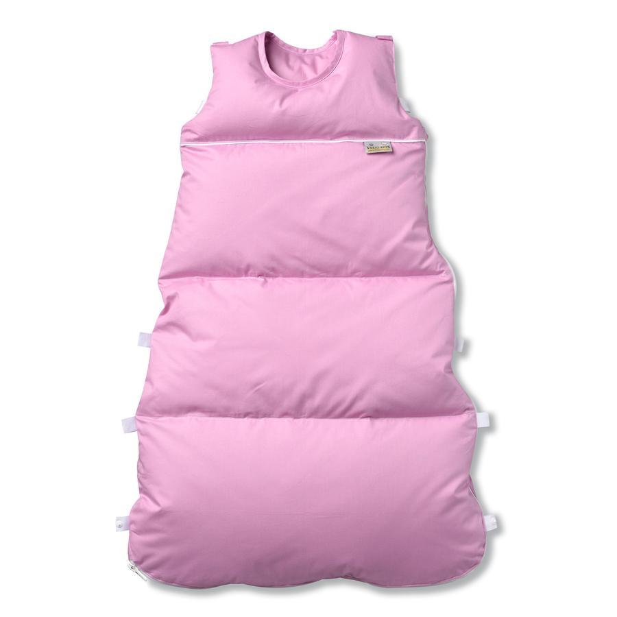 ARO dun sovsäck Uni Rosé 80 - 130 cm