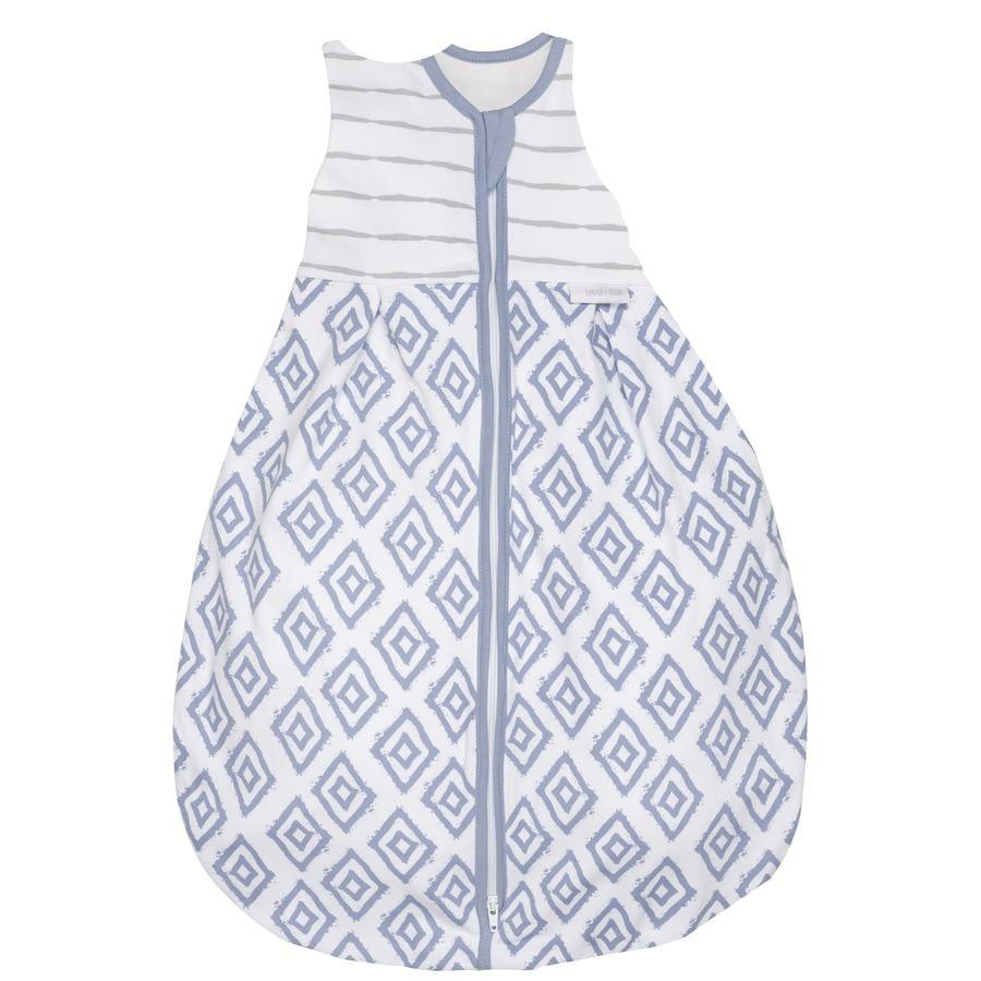 emma & noah sovepose ruder blå