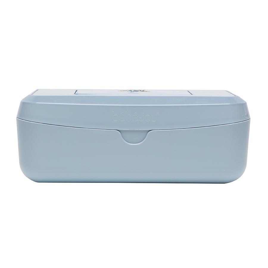bébé-jou ® Vådtørringsboks Leopard Blue