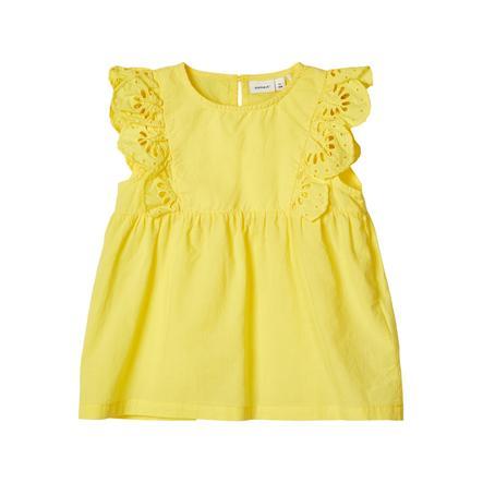 pojmenujte si šaty NBFFELICITY aspen gold