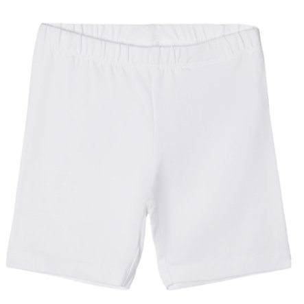 name it Shorts NMFFAMILLE bright white