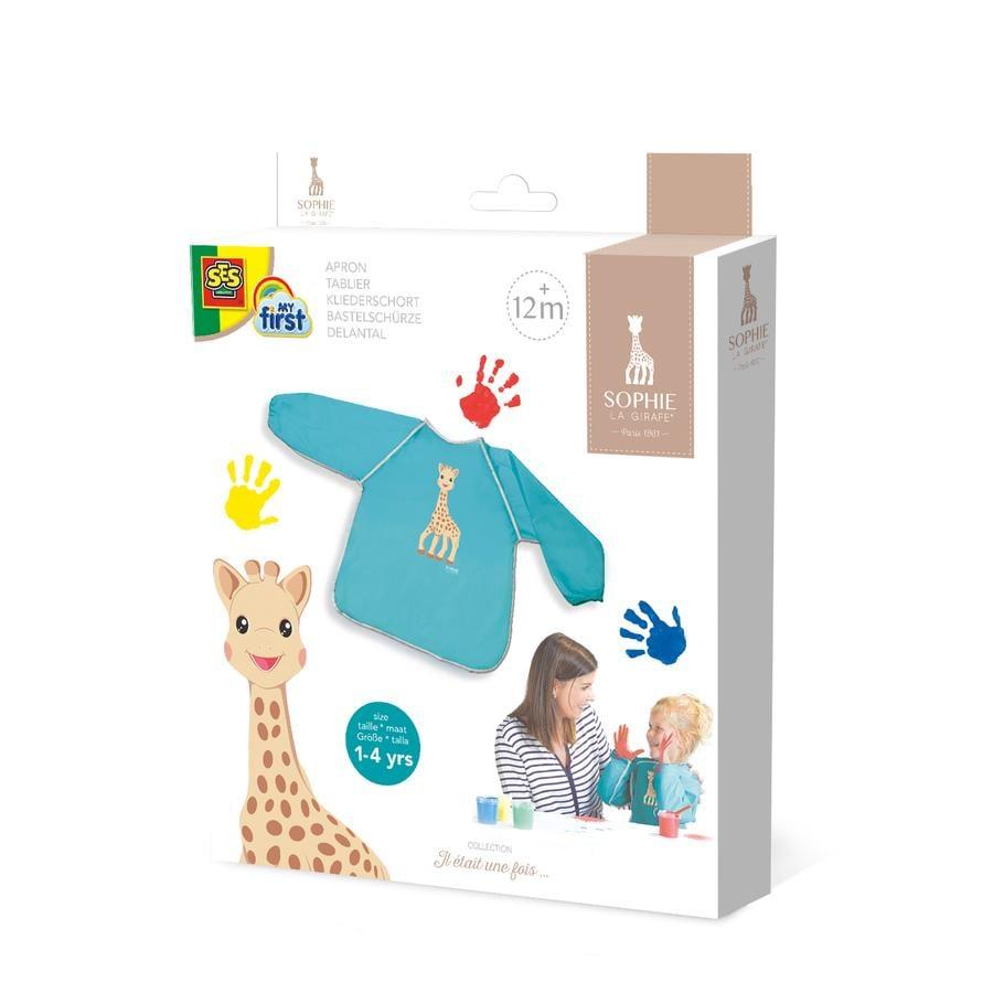 SES Creativ e® Sophie la girafe - hantverksförkläde