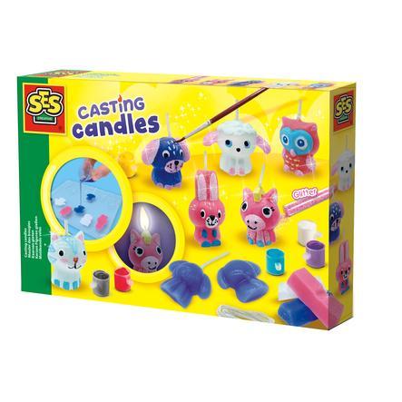 SES Creativ e © Candles Casting-figurer
