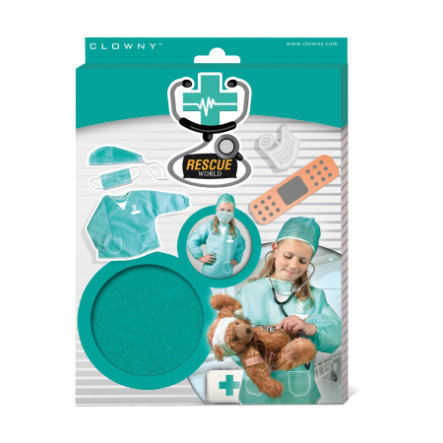 SES Creative® Verkleidungsset Chirurg