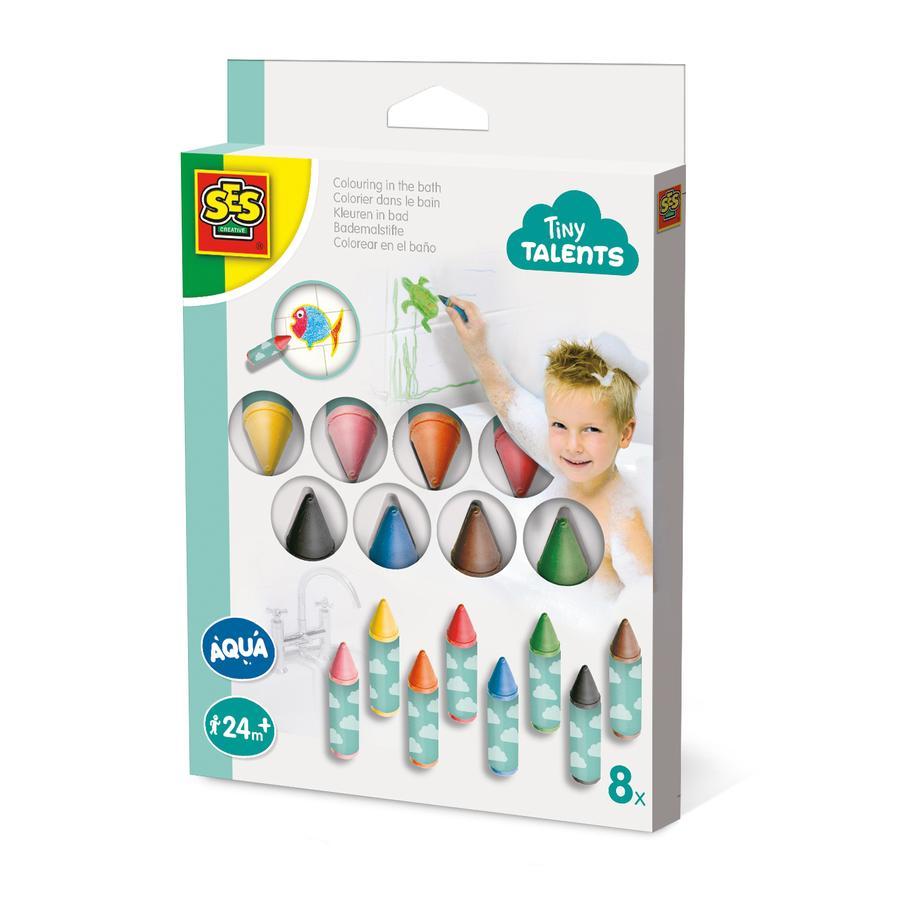 SES Creativ e® Bath crayons pack de