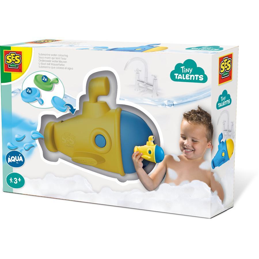 SES Creative® sukellusvene vesimaalilla