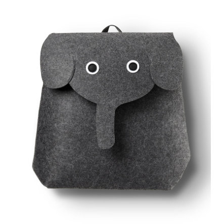 LITTLE Felt Storage Elefanti