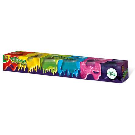 SES Creative® Slime six-pack 6x 120 gr