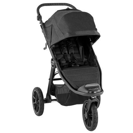 baby jogger Poussette 3 roues City Elite 2 granite gris foncé