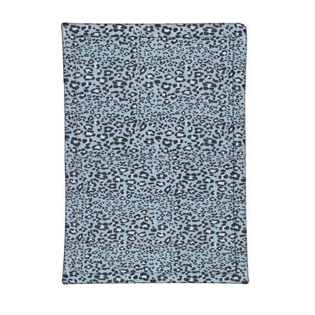 Schardt Krypeteppe 100 x 135 cm Leo Blue