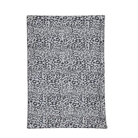 Schardt Crawling tæppe 100 x 135 cm Leo Grey