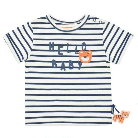 STACCATO T-paita meriraidallinen