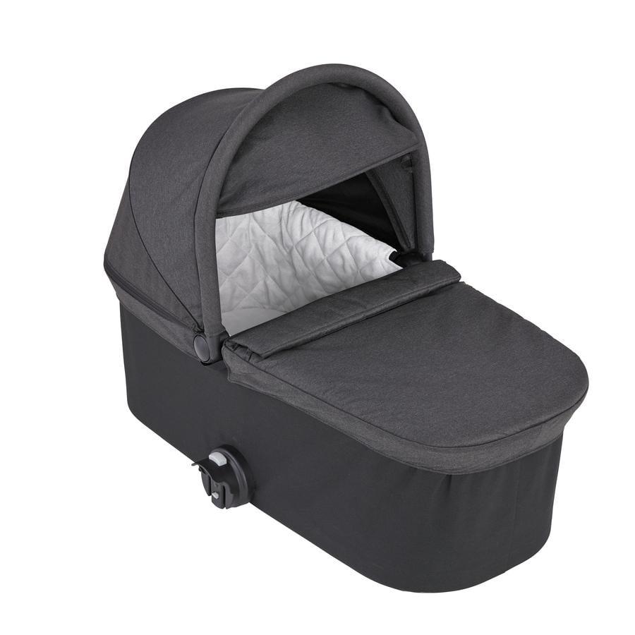 baby jogger Deluxe Pram Jet Black
