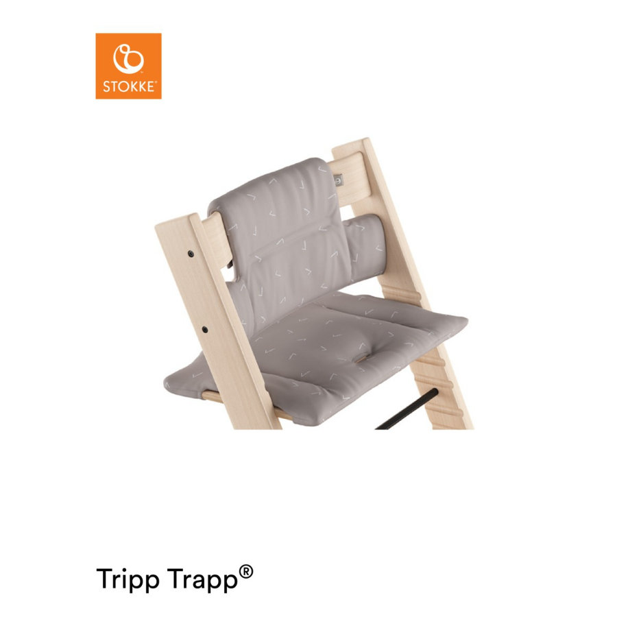 STOKKE® Tripp Trapp® Classic Baby Sitzkissen Icon Grey