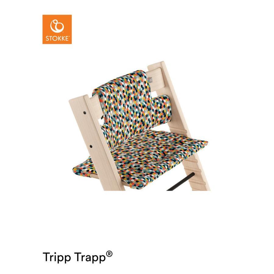 STOKKE® Tripp Trapp® Classic Baby Sitzkissen Honeycomb Happy
