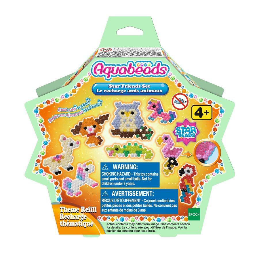Aquabeads ® Star Pearls Animal Set