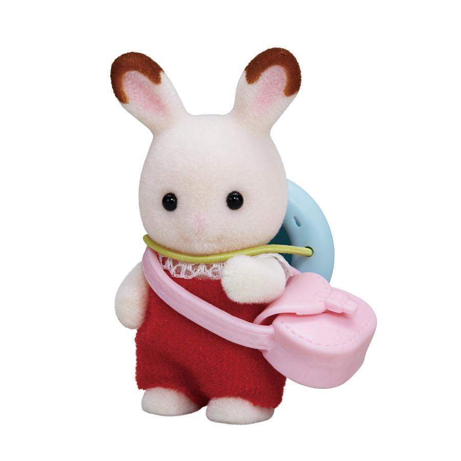 Sylvanian Families® Chocolate aden bunny baby