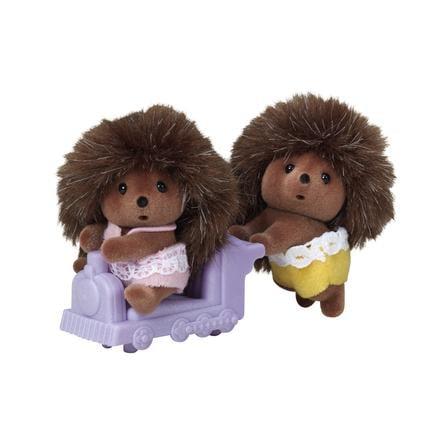 Sylvanian Families ® Hedgehog-tvillingar
