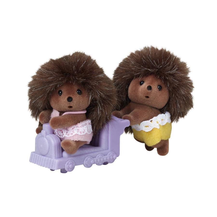 Sylvaniske familier © Hedgehog-tvillinger