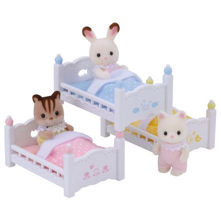 Sylvanian Families® Möbelset dreistöckiges Babyhochbett