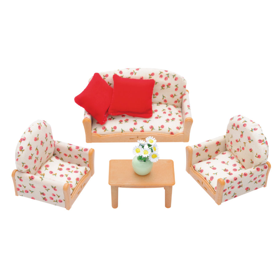 Sylvanian Families® Möbelset dreiteilige Sitzgruppe