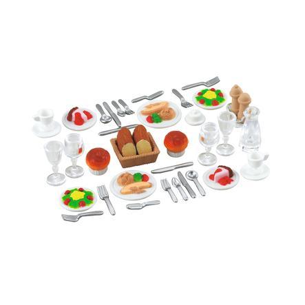 Sylvanian Families® Møbelsett Middag for to-sett