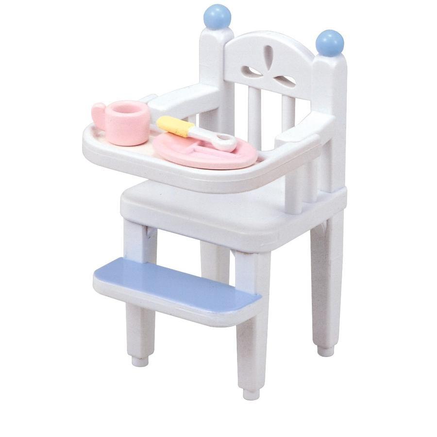 Sylvanian Families® Figurine chaise haute bébé 5221