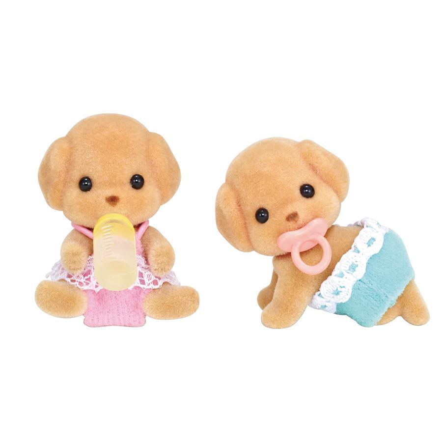 Sylvanian Families® Figurine jumeaux caniches 5261