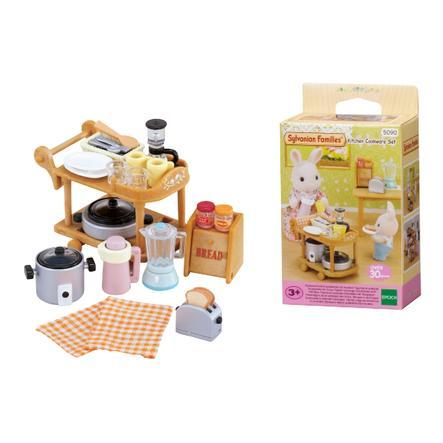 Sylvanian Families® Möbelset Küchen-Einrichtungs-Set