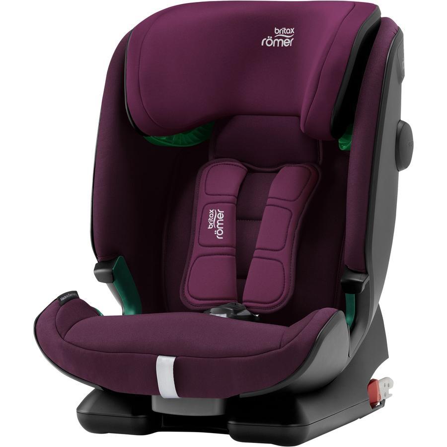 Britax Römer Kindersitz Advansafix i-Size Burgundy Red