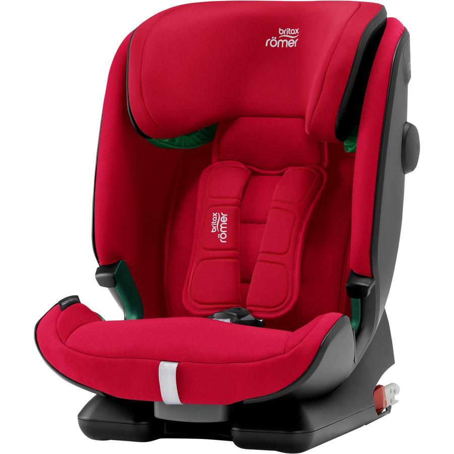 Britax Römer Kindersitz Advansafix i-Size Fire Red