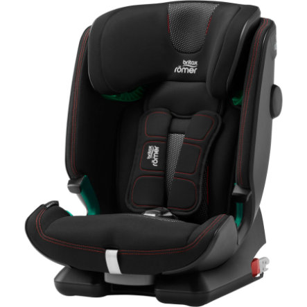 Britax Römer Kindersitz Advansafix i-Size Cool Flow - Black