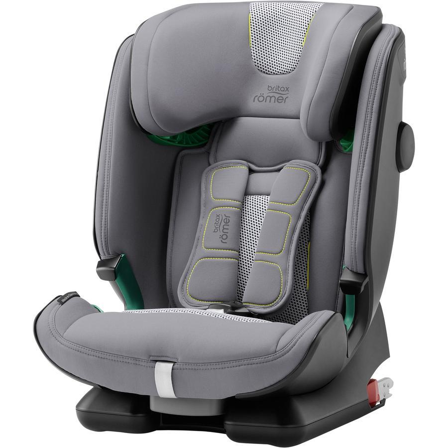Britax Römer Kindersitz Advansafix i-Size Cool Flow - Silver