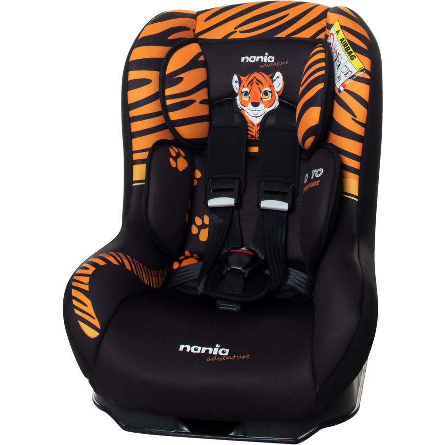 osann lastenistuin Safety Plus Tiger