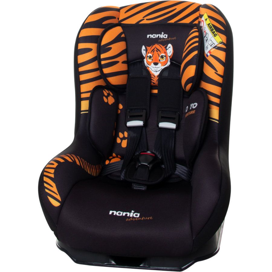 osann Siège auto Safety Plus gr.0+/1/2 tigre