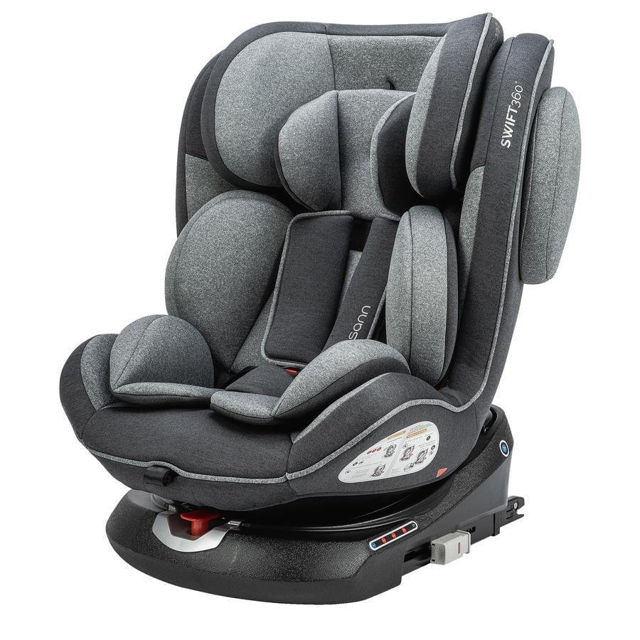 osann Autostoel Swift 360 Universeel Grey