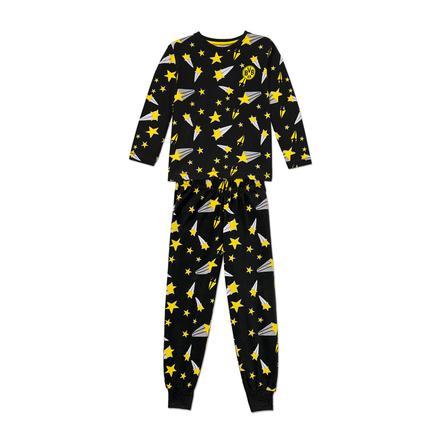 BVB-pyjamas lyser i mørket