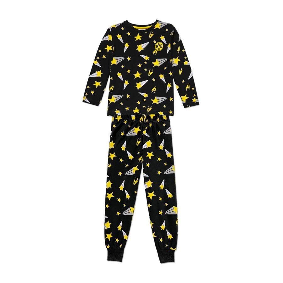 BVB-pyjamat hehkuvat pimeässä
