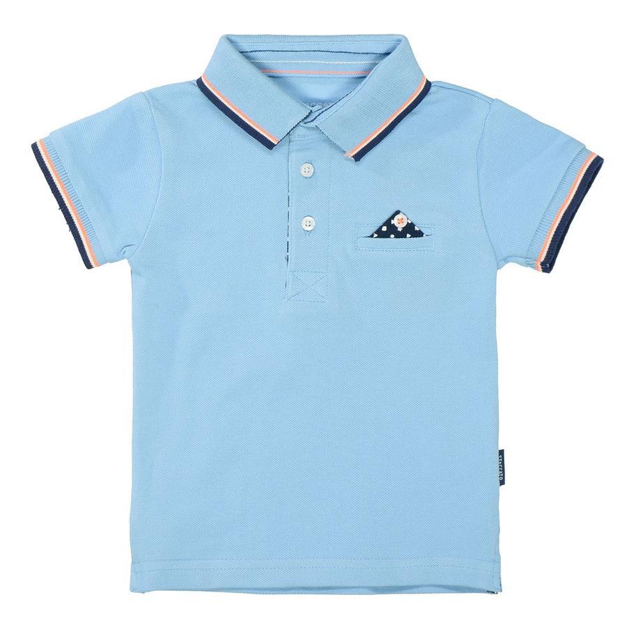 STACCATO  Polo-Shirt aqua