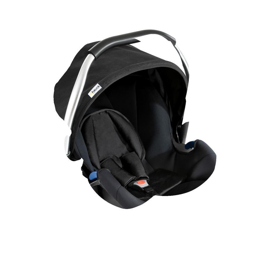 hauck Babyschale Comfort Fix Black