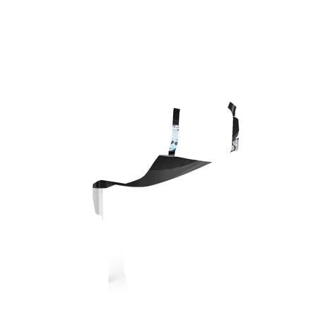 HAUCK Isofix-jalusta Comfortfix-turvaistuimiin, musta