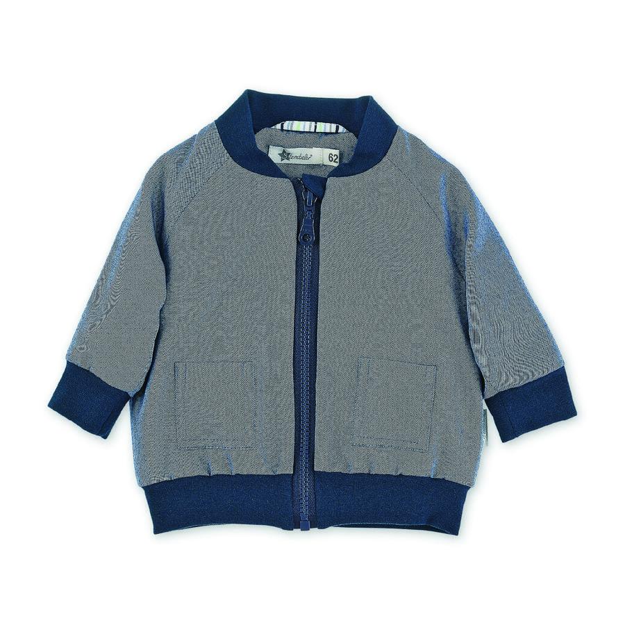 Sterntaler Giacca per neonato blu medio