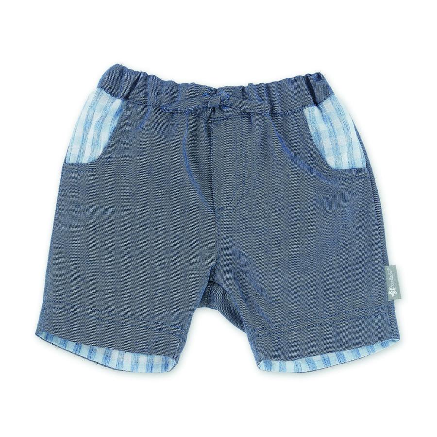 Sterntaler Kalhoty krátké střední modré