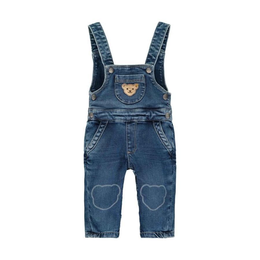 Steiff Jeans gungor, blå denim
