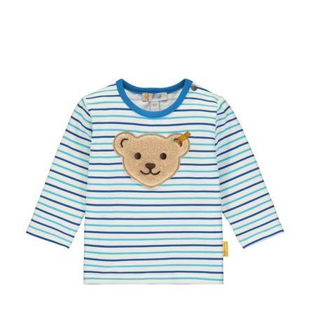 Steiff T-shirt enfant manches longues bright white