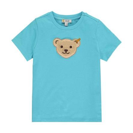 Steiff T-shirt, blauw atol