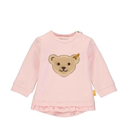 Steiff Sweatshirt, barely pink