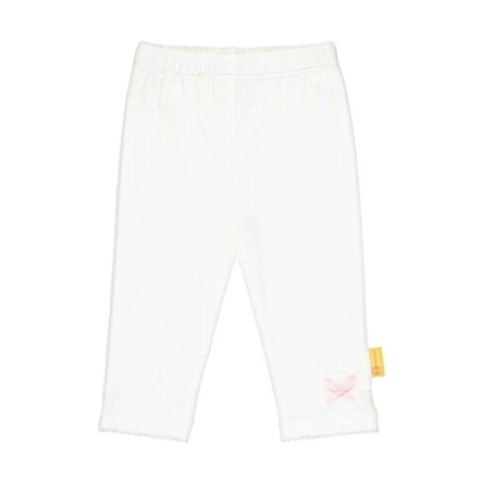 Steiff Leggings, bright white