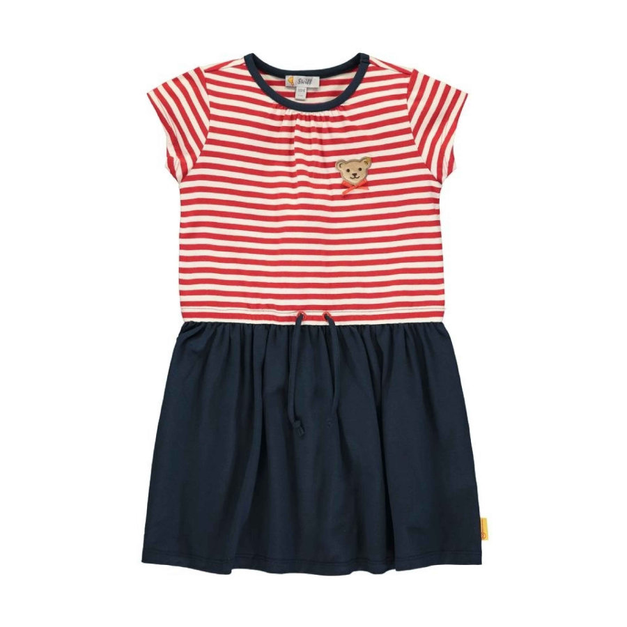 Steiff Girls Dress, svart iris