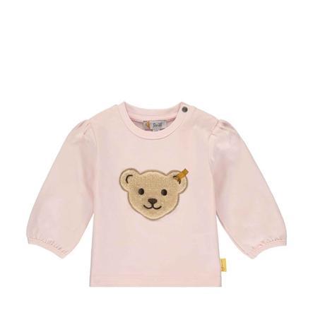 Steiff Sweatshirt knap pink